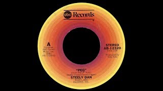 Steely Dan ~ Peg 1977 Disco Purrfection Version