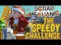 download Scrap Mechanic - THE 'SPEEDY' CHALLENGE!! W/AshDubh & Speedy - [#59] | Gameplay