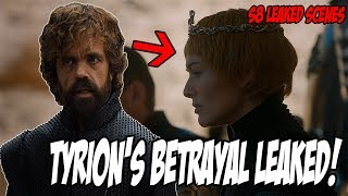 LEAKED! Tyrion's Betrayal Game Of Thrones Season 8 (Leaked Scenes)