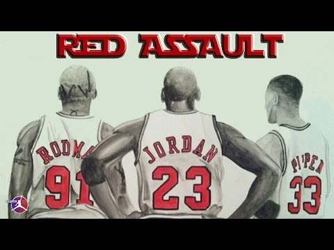 JORDAN PIPPEN RODMAN - RED ASSAULT