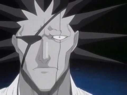 Bleach: Kenpachi vs Tousen (Full Fight)