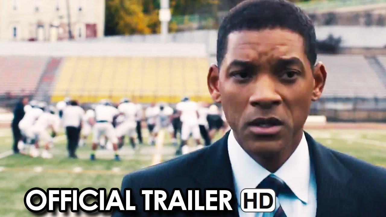Concussion Official Trailer (2015) - Will Smith Sport Drama Movie HD