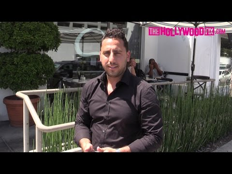Josh Altman Spotted In Beverly Hills Before $24 Million Dollar Sale 8.18.15 - TheHollywoodFix.com