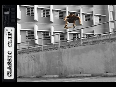 Angel Ramirez Classic Skateboard Slam #119 Blowout
