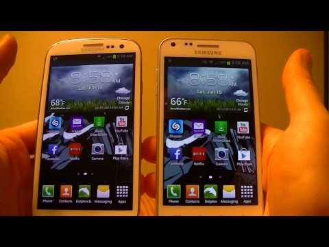 Boost Mobile Samsung Galaxy S2 VS S3