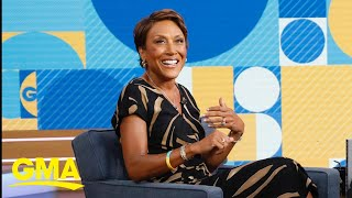 Robin Roberts congratulated for 30 years at Disney l GMA