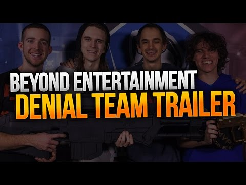 Denial Halo Team Montage Trailer Edited by Hastings