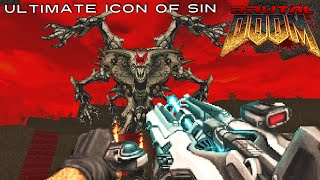 Brutal Doom 2016 Weapons + The Ultimate Icon Of Sin