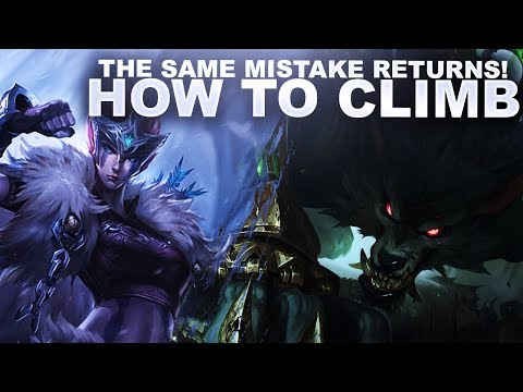 THE SAME MISTAKES RETURN! HOW TO CLIMB /w Profile Reviews | League of Legends