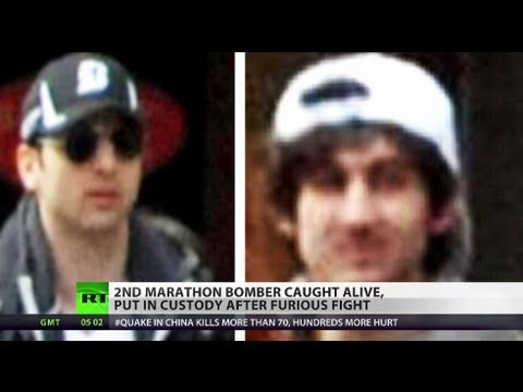 Manhunt Over: 2nd Boston bomber caught alive