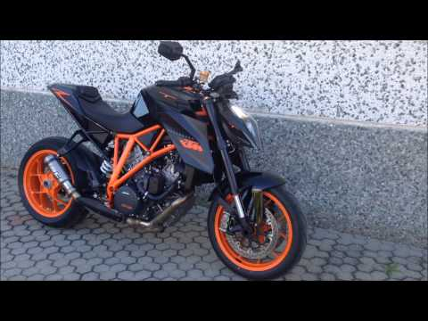 KTM 1290 SUPER DUKE R CR-T exhaust
