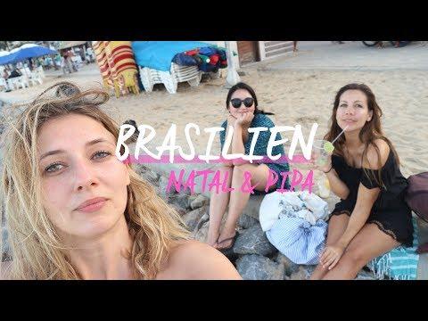 Backpacker Weltreise II - BRASILIEN, Natal & Pipa