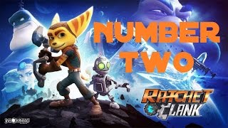 Ratchet and Clank [P-2.0] ENTER THE ROBUT