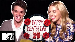 Happy Death Day 2U Cast Go Speed Dating | MTV Movies