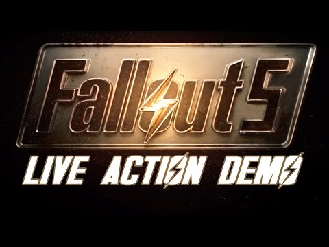 Fallout 5 Live Action Demo