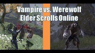 download lagu Vampire Vs  Werewolf In The Elder Scrolls Online gratis