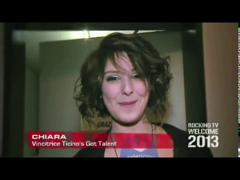 Chiara Keyra Ruggeri - Speciale Ticino Got Talent | RockingTV