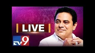 KTR Meeting With Telangana Advocates LIVE || Amberpet