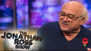 Danny DeVito Discusses The Passing Of  His Friend Robin Williams  - The Jonathan Ross Show