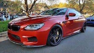 Heavily Modified BMW M6 F13 - Start Up // Sound