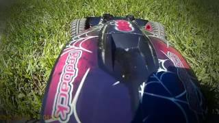 REVELL REDBACK RC BUGGY | drift & jumping