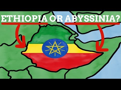 Why Did Abyssinia Change Its Name To Ethiopia? thumbnail