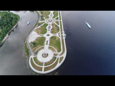 4К drone - Ярославль