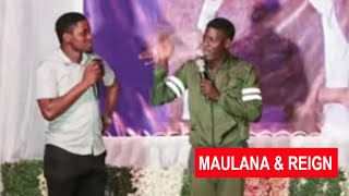 MADNESS IN KAMPALA |MAULANA AND REIGN COMEDY