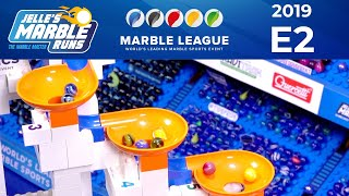 Marble Race: MarbleLympics 2019 Event 2 Funnel Race
