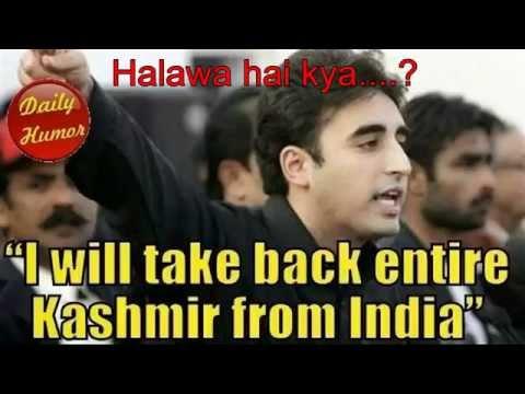 Indian Reply To Bilawal - Pakistan Ka Pappu ! video