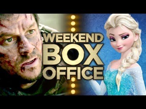Weekend Box Office - Jan. 31 - Feb. 2, 2014 - Studio Earnings Report HD