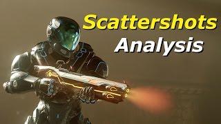 Halo 5 | Scattershots Analysis