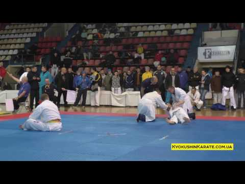 Knockout Ukrainian Championship 2017 (WKO ShinKyokushinkai)