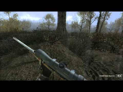 The Hunter 2013 PC Red Deer Hunting with ronMctube HD