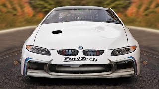 We found the FASTEST BMW Powered Car in the WORLD!