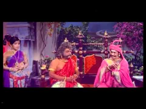 Rajaraja Cholan Full Movie Part 4 video
