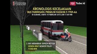 Berikut Kronologi Kecelakaan Maut Tanjakan Emen Subang  Inews Sore 11 02