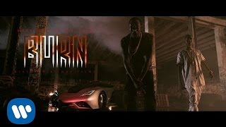 Big Sean Video - Meek Mill ft Big Sean - Burn (Official Music Video)