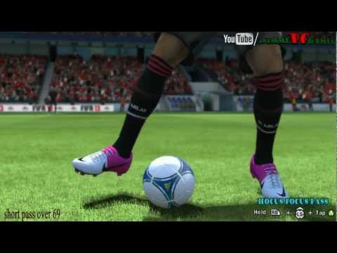 FIFA 13 New Skills Tutorial (Xbox 360/PC)
