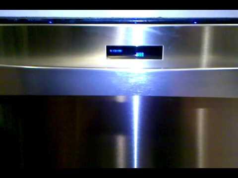 super quiet dishwasher youtube. Black Bedroom Furniture Sets. Home Design Ideas