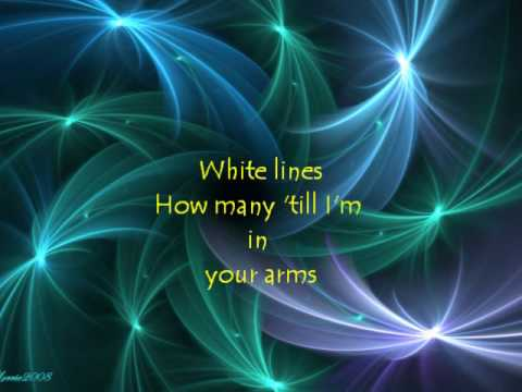 Alexz Johnson - White Lines