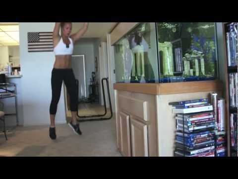 REAL TIME Bodyrock Advanced Sweaty Body Workout