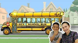 น้องโปรแกรม รีวิวเกมส์ School Bus | ขับรถโรงเรียนส่งเด็กๆไปเรียน