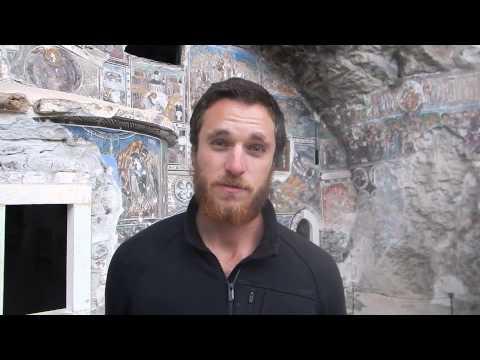 Introducing the Sumela Monastery, Fri 3 Oct 14
