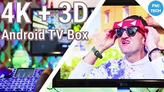 Meet The Cheapest Yet Powerful 4K + 3D Android TV Box | Blindlyshop | Convert Any TV Into A Smart TV