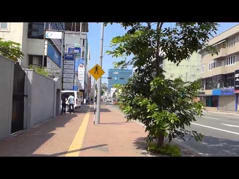 Me Walking Through Dhaka Streets video
