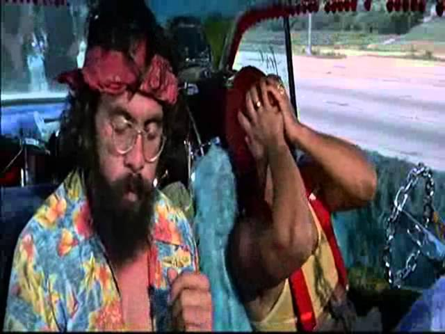 Cheech and Chong - śmieszna scena