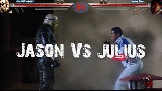 Terrordrome  - Jason Voorhees vs Julius Gaw