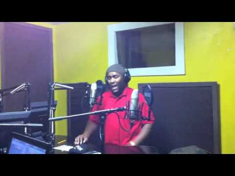 Ghetto Radio Live Performance