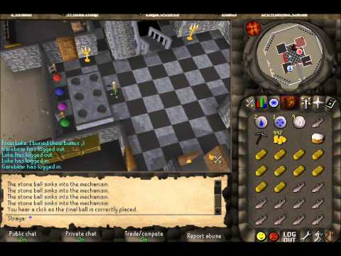 RuneScape 2007 Death Plateau Quest Guide [ LIVE COMMENTARY ] Old School OSRS